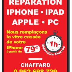 Faites dépanner votre iPhone sur Uzès
