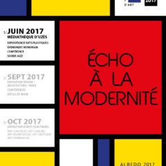 AAT UZEGE   présente   ALBEDO 2017