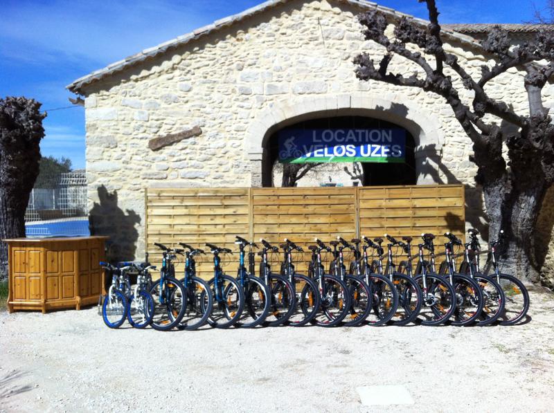 Uzès Bike Rental